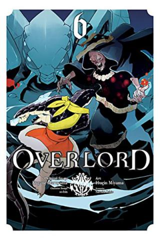 Overlord Vol 6