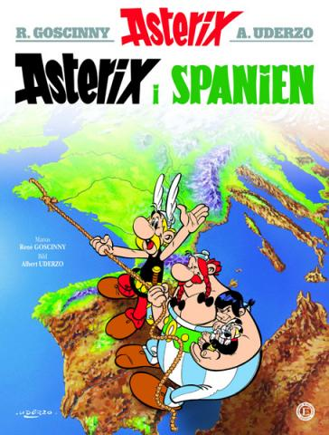 Asterix i Spanien