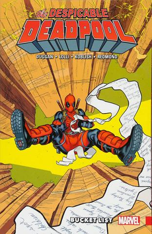 Despicable Deadpool Vol 2: Bucket List
