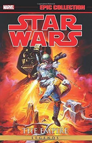Star Wars Legends Epic Collection: The Empire Vol 4