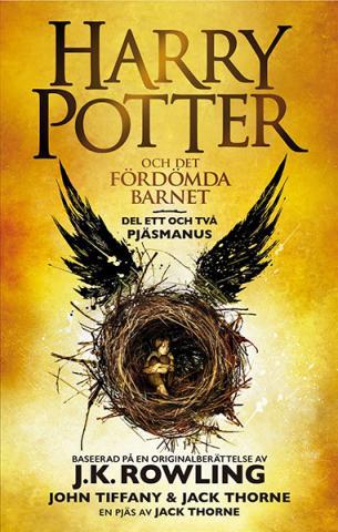 Harry Potter och Det fördömda barnet del I & II
