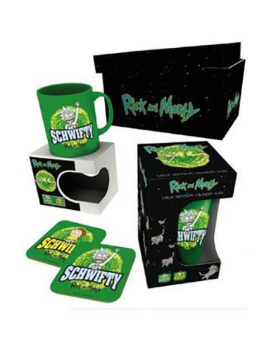 Get Schwifty Gift Box