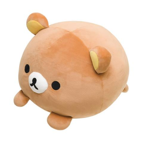 Rilakkuma Plush: Small Super Soft Cushion