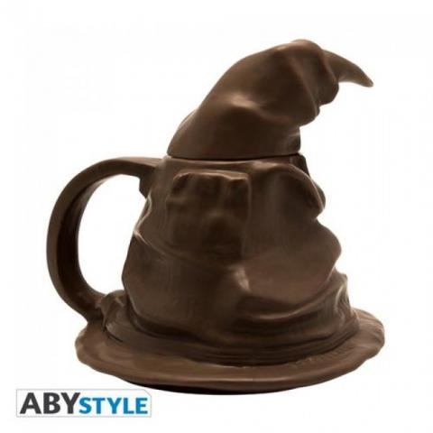 Harry Potter Sorting Hat 3D Mug