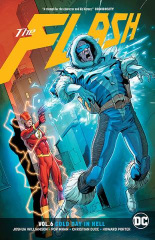 The Flash Rebirth Vol 6: Cold Day In Hell