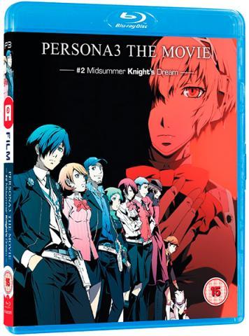 Persona 3, The Movie 2: Midsummer Knight's Dream