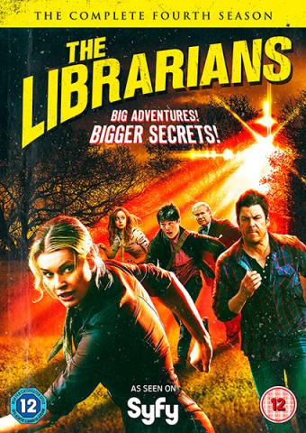 The Librarians, The Complete Fourth Season