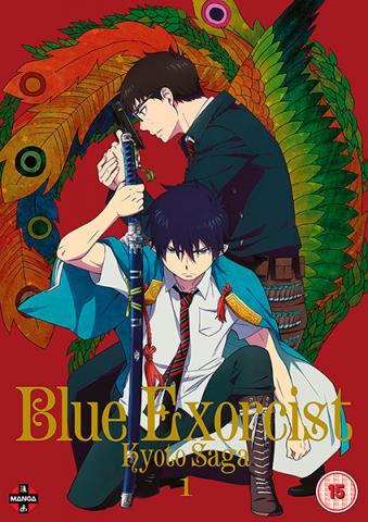 Blue Exorcist Season 2: Kyoto Saga, Volume 1