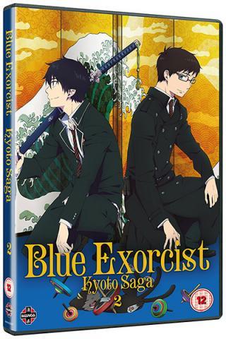 Blue Exorcist Season 2: Kyoto Saga, Volume 2