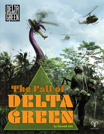 Delta Green - The Fall of Delta Green