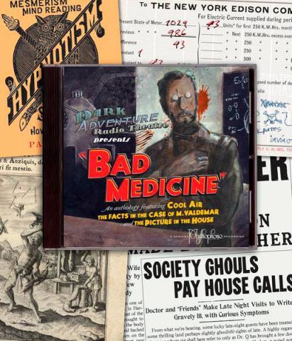 Bad Medicine - audio drama CD