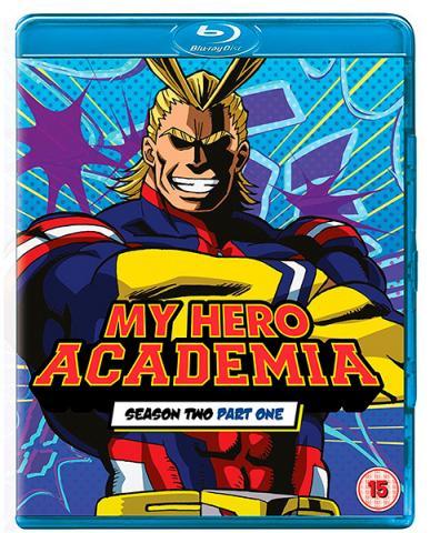 My Hero Academia, Season 2, Part 1