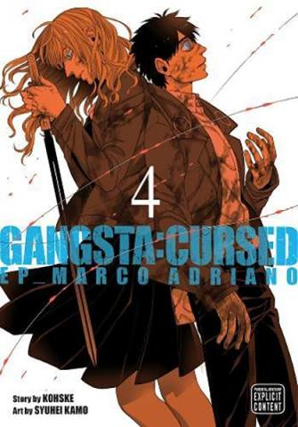 Gangsta Cursed Vol 4