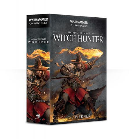 Witch Hunter: the Mathias Thulmann Trilogy