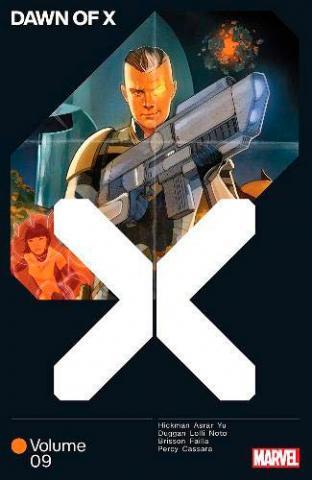 Dawn of X Vol 9