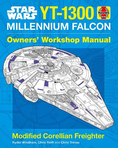 YT-1300 Millennium Falcon Owners' Workshop Manual