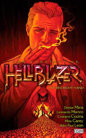Hellblazer Vol 19: The Red Right Hand