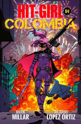 Hit-Girl Vol 1: Hit-Girl in Colombia