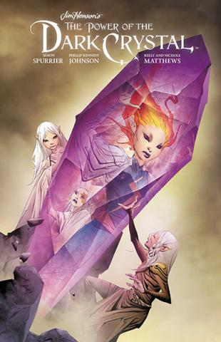 The Power of the Dark Crystal Vol 3