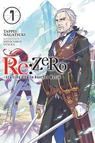 Re: Zero Light Novel 7