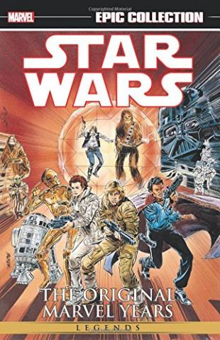 Star Wars Legends Epic Collection: The Original Marvel Years Vol 3