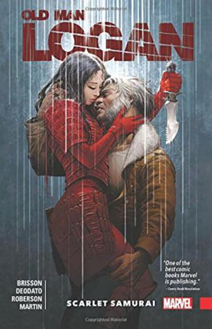 Wolverine: Old Man Logan Vol 7: Scarlet Samurai