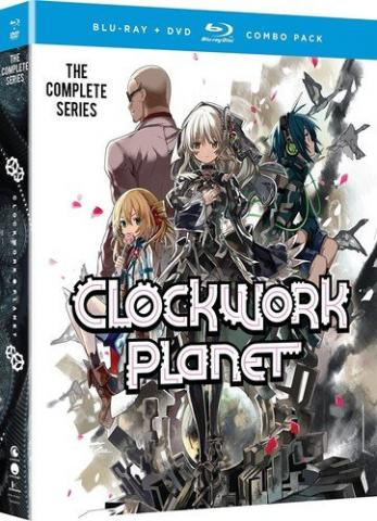 Clockwork Planet Complete Series