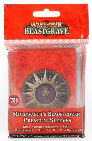 Morgwaeth's Blade-coven Premium Sleeves