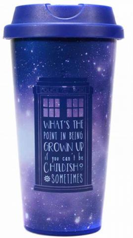 Travel Mug - Galaxy