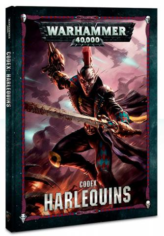 Codex: Harlequins (2018)