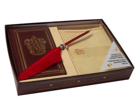 Gryffindor Desktop Stationery Set