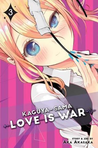 Kaguya-Sama: Love is War Vol 3