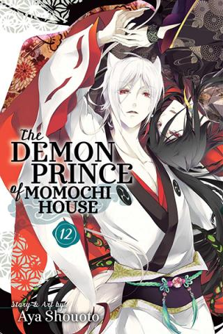The Demon Prince of Momochi House Vol 12
