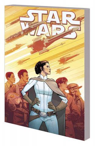 Star Wars Vol 8: Mutiny at Mon Cala