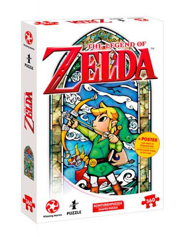 Puzzle Wind Waker Link Hero's Bow (360 PC)
