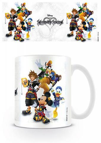Kingdom Hearts Mug Group