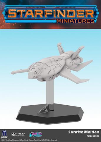Starship - The Sunrise Maiden