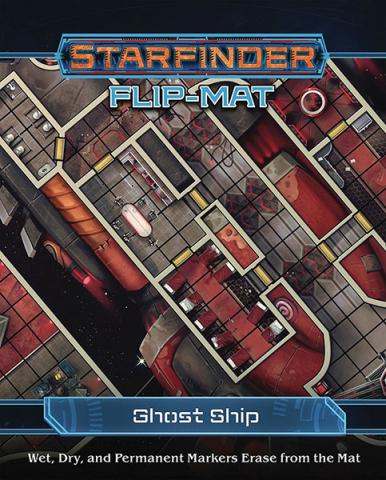 Starship - Ghost Ship