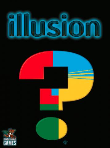 Illusion - Card Game (Skandinavisk utgåva)