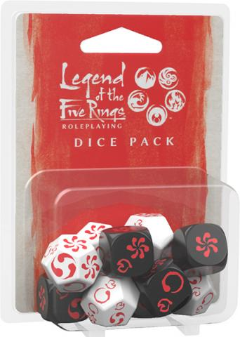 Dice Pack - Legend of the Five Rings RPG