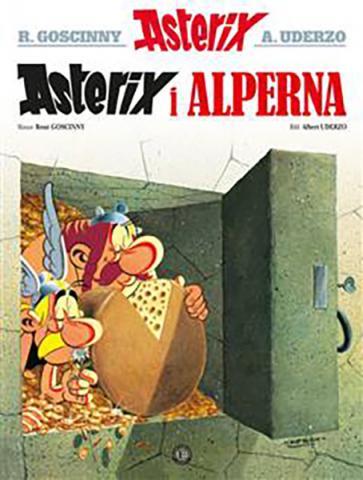 Asterix i Alperna
