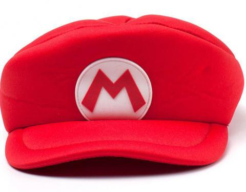 Super Mario Hat Mario