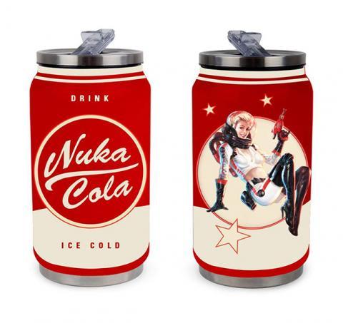 Metal Can Nuka Cola