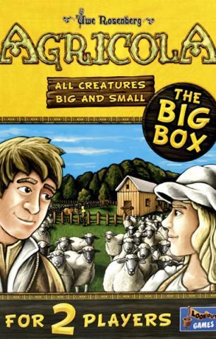 All Creatures Big and Small Big Box