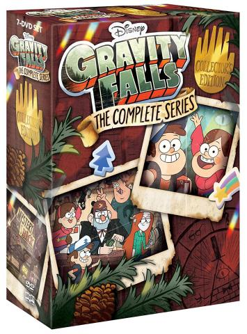 Gravity Falls Complete Series Collector's Edition