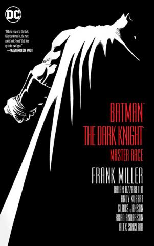 The Dark Knight: The Master Race