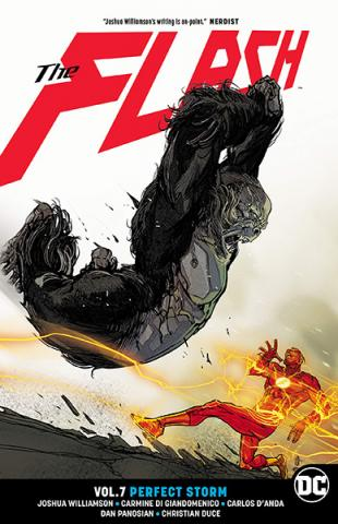 The Flash Vol 7: The Perfect Storm