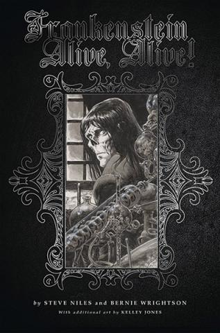 Frankenstein Alive Alive The Complete Collection