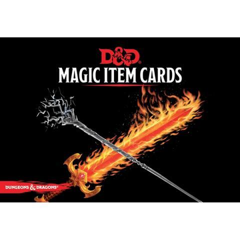 Magic Item Cards