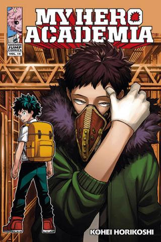 My Hero Academia Vol 14